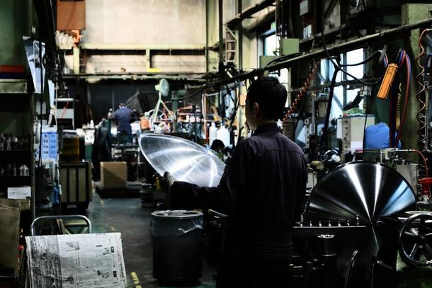ARTWORKSレポート:花坊による鉄工島ポートレートセッション